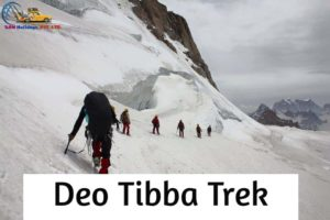 Deo-Tibba-trek-Places-to-visit-in-manali