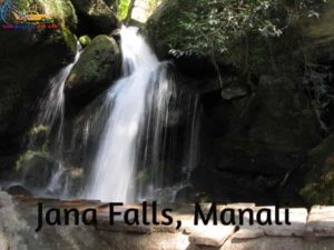 Jana-Falls-Places-to-visit-in-manali