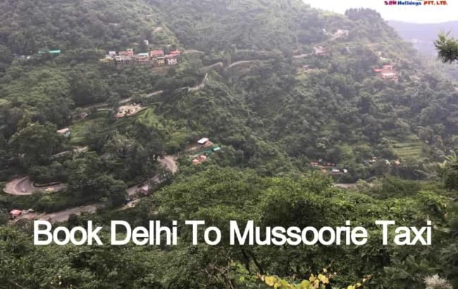 Delhi-to-mussoorie-taxi
