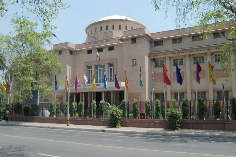 National-Museum-of-India-New-Delhi