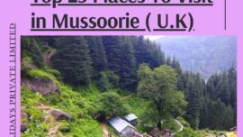 Top-20-places-to-visit-in-Mussoorie-Uttrakhand