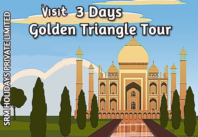 3 Days Golden Triangle Tour by Car