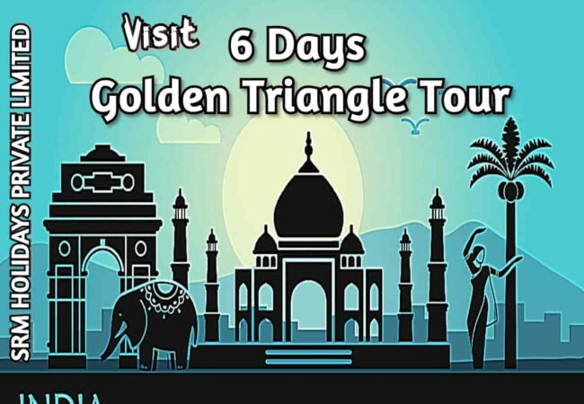6 Days Golden Triangle Tour by car