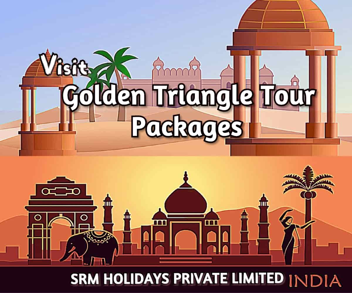 Golden Triangle Tour Packages by car