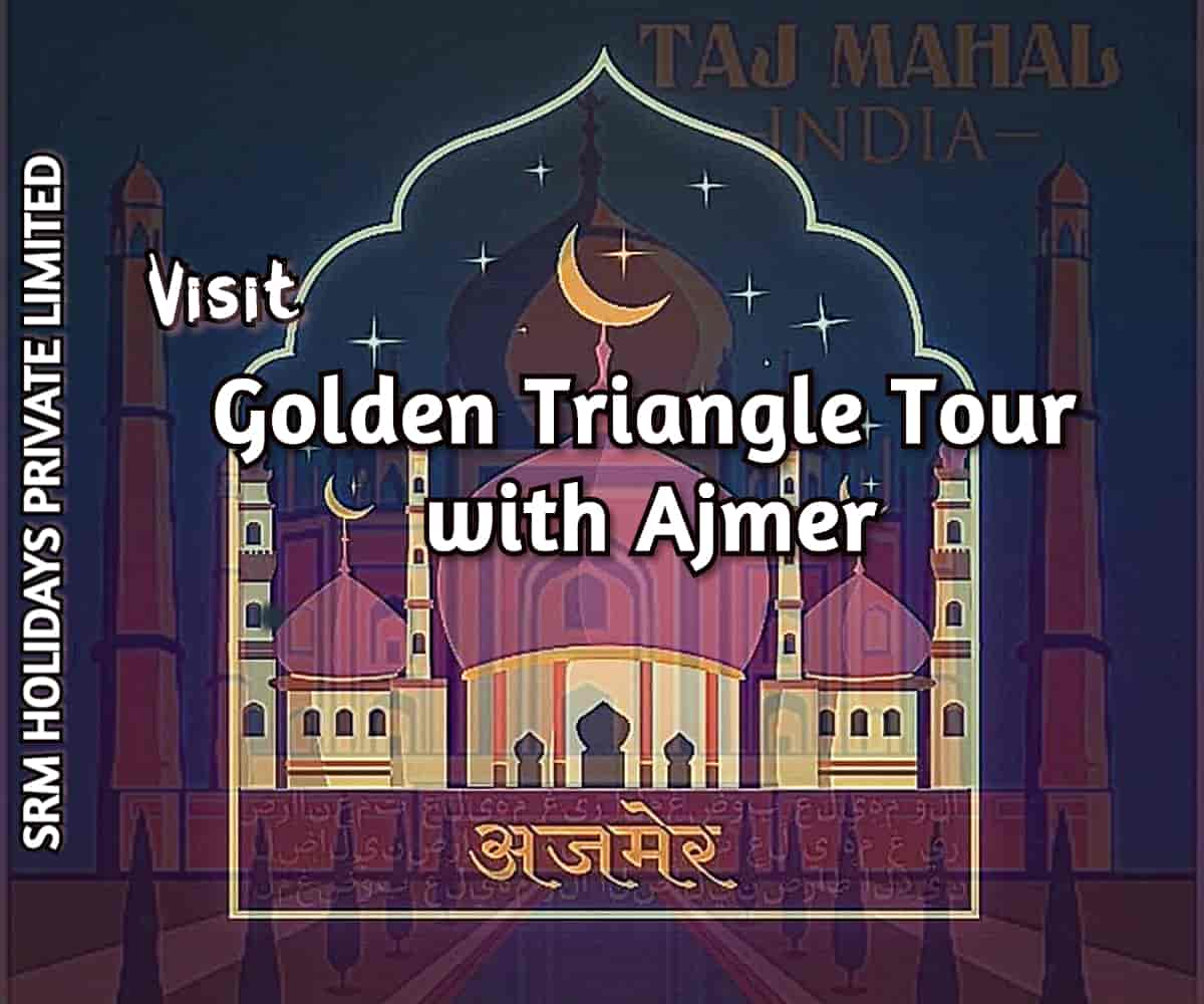 Golden triangle Tour with Ajmer-Pushkar