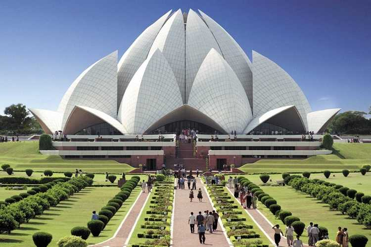 Lotus-Temple-New-Delhi