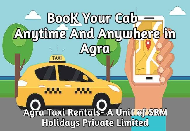 Taxi In Agra