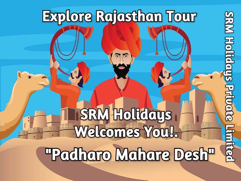 Rajasthan Tour By Car & Rajasthan Car rental