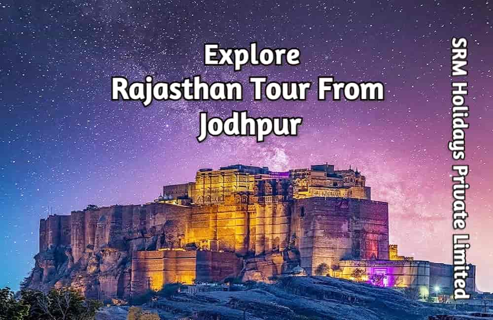 Rajasthan Tour from Jodhpur