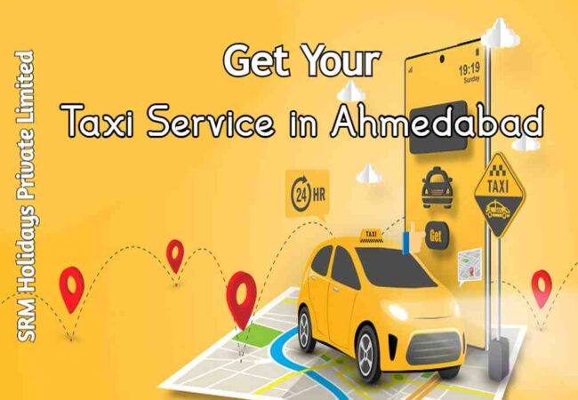 Taxi service in Ahmedabad